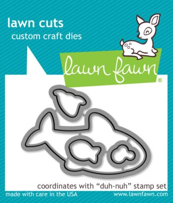 Lawn Cuts Craft Dies - Duh-nuh
