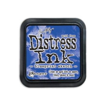 id blueprint sketch tim holtz distress ink pad ranger