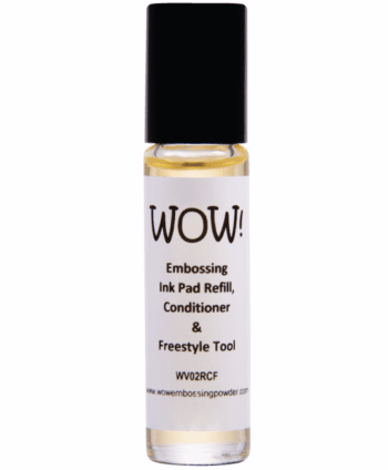 WOW Embossing Ink Pad Refill Conditioner & Freestyle Tool