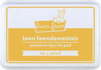 Lawn Fawn Inkpad - No. 2 Pencil