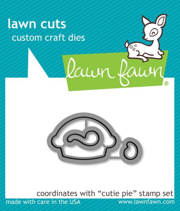 Lawn Cuts Craft Dies - Cutie Pie