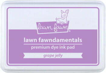 Lawn Fawn Inkpad - Grape Jelly