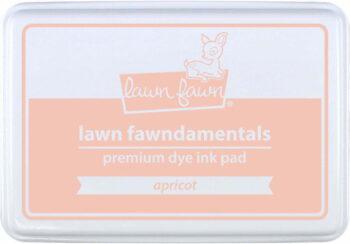 Lawn Fawn Inkpad - Apricot