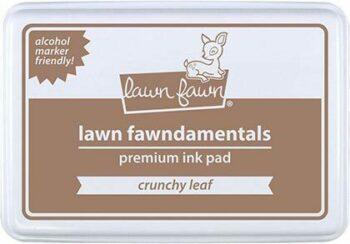 Lawn Fawn Inkpad Crunchy Leaf