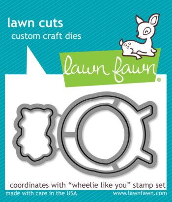 Lawn Cuts Craft Dies - Wheelie Like You