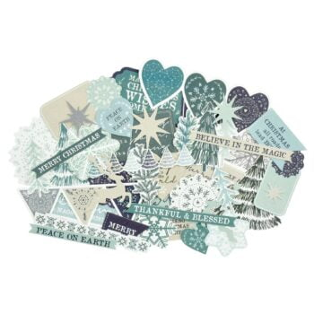 ct944 kaisercraft collectables die cut shapes wonderland