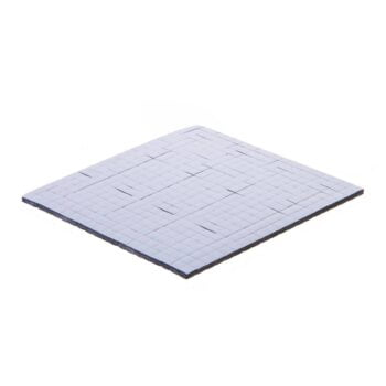 hr aurelie 3d foam pad black 5x5x3 mm aufp1006