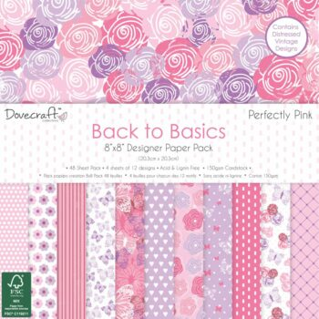 hr dovecraft dovecraft back to basics perfectly pink