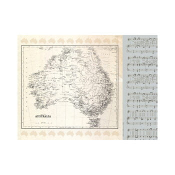 hr kaisercraft open road australia map atlas p2448