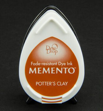 id potters clay memento ink