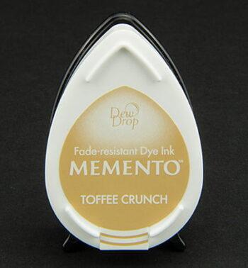 id toffee crunch memento ink