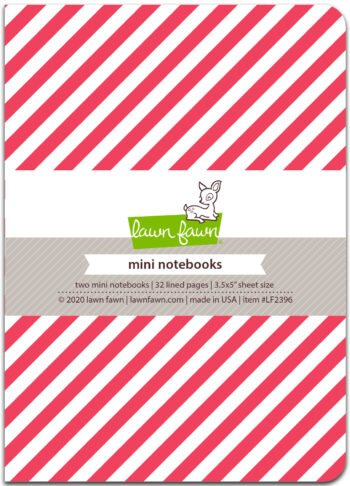 lf2396 lawn fawn paper let it shine mini notebooks1
