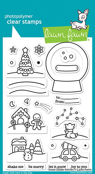 lf2427 lawn fawn clear stamps snow globe scenes sml