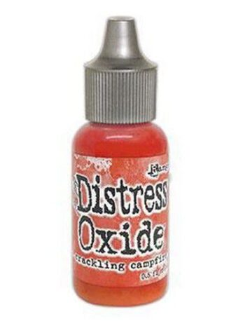 ranger distress oxide re inker 14 ml crackling campfire tdr7232 317900 nl g