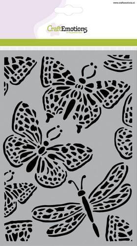 tt craftemotions mask stencil vlinder groot a5 new 01 18 45423 1 g