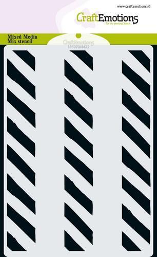 tt craftemotions mm mix stencil design visgraat a6 11 18 48638 1 g