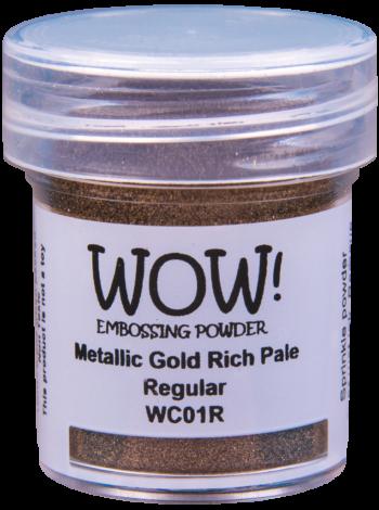 wc01r metallic gold rich pale r