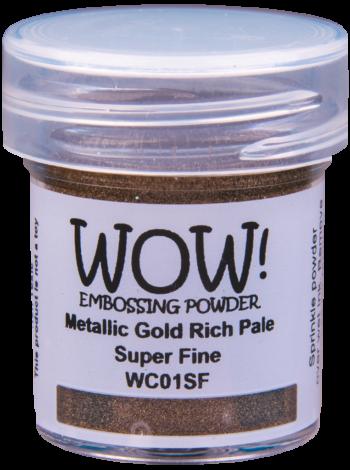 wc01sf metallic gold rich pale sf