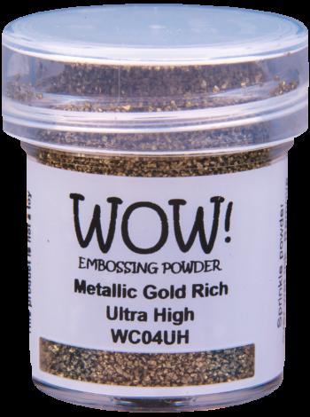 wc04uh metallic gold rich uh