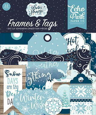 wim223025 winter magic frames tags front