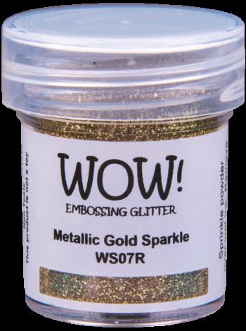 ws07r metallic gold sparkle r