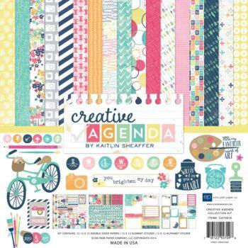 ca70016 creative agenda collection kit f
