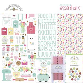 doodlebug design made with love essentials kit 713