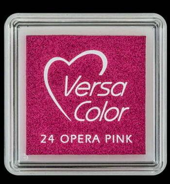 id vs 000 024 opera pink versacolor small inkpad pigment ink stamping tsukineko