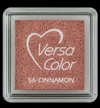 id vs 000 056 cinnamon versacolor small inkpad pigment ink stamping tsukineko