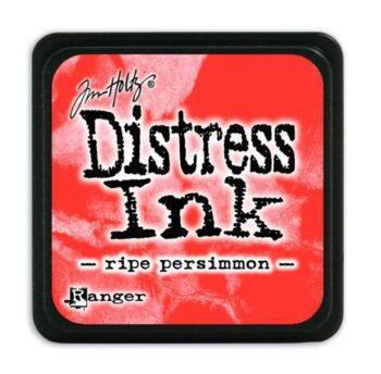 ranger distress mini ink pad ripe persimmon tdp40118 tim holtz 28217 1 g