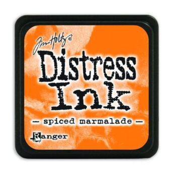 ranger distress mini ink pad spiced marmalade tdp40187 tim holtz 28248 1 g