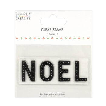 simply creative noel large clear stamps scstp037x2