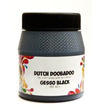 870002090 gesso black dutch doobadoo