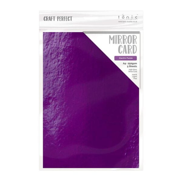craft perfect mirror card craft perfect electric purple mirror card craft perfect mirror card electric purple a4 250gsm 9440e 11954812026922 998x998 1