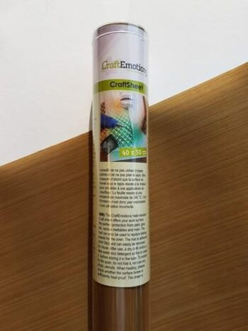 craftemotions adhesive craftsheet 40x50cm 44085 1 g