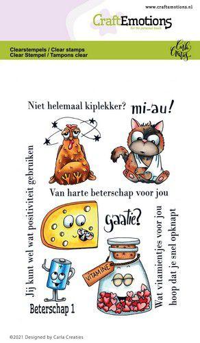 craftemotions clearstamps a6 beterschap 1 carla creaties 02 21 319598 nl g