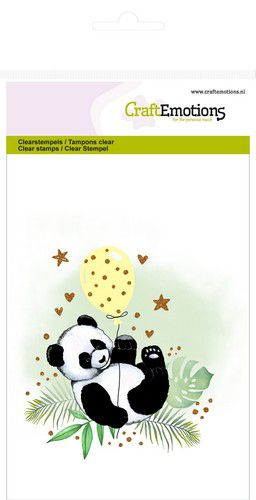 craftemotions clearstamps a6 panda gb 08 19 313595 nl g