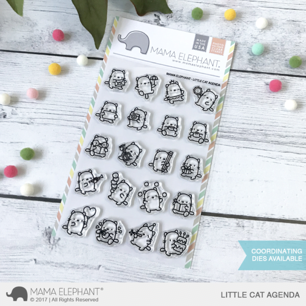 mama elephant little cat agenda clear stamps 1000 1200x