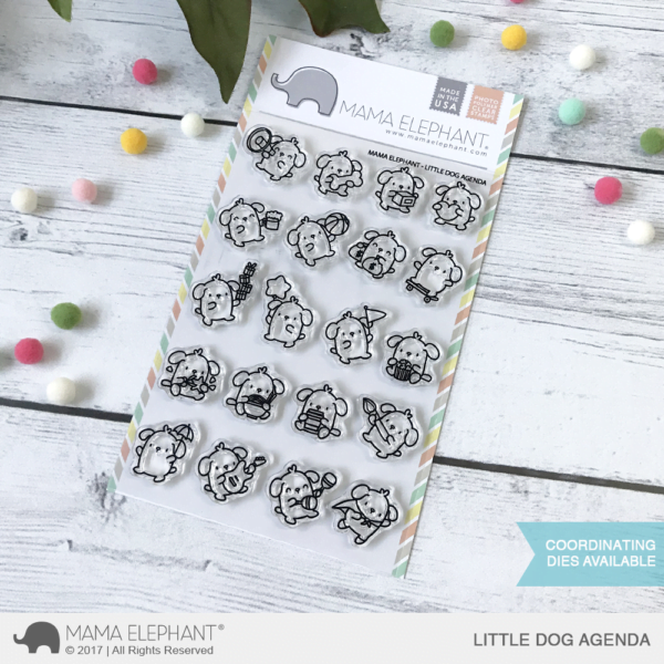 mama elephant little dog agenda clear stamps 1000 1200x