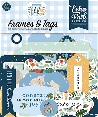 wbb234025 welcome baby boy frames tags front