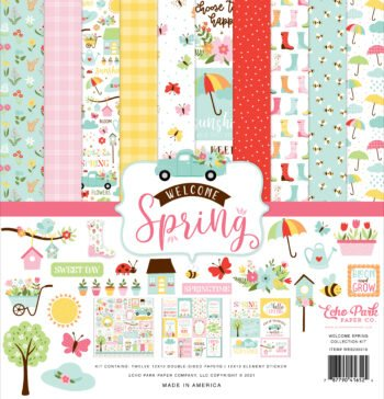 wes235016 welcome spring collection kit