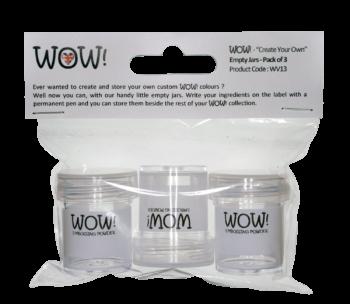 wv13 empty pack of 3 jars 2