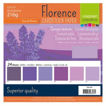 2923 003 Florence Carstock Paars
