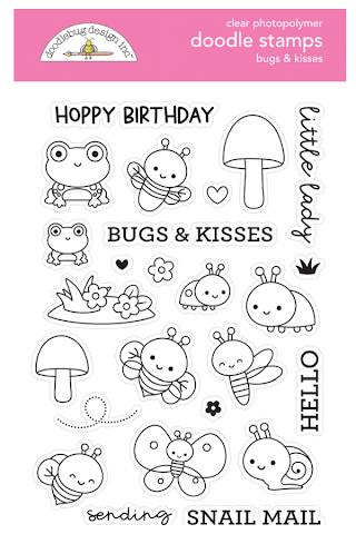 doodlebug design bugs kisses doodle stamps 7213.jpg