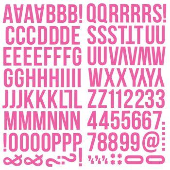 13436 colorvibe foamalpha pink 0