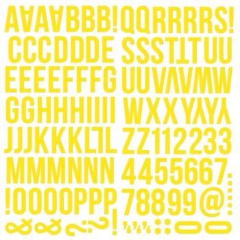 13437 colorvibe foamalpha yellow 0