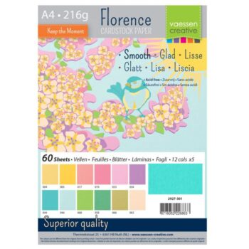 2927 301 Florence Spring Cardstock A4