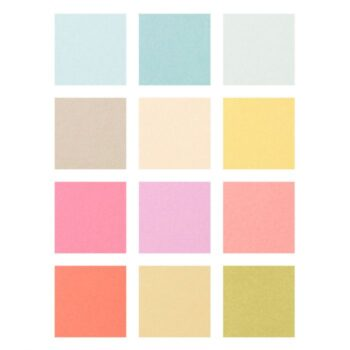 2927 305 Florence Pastel Cardstock A4