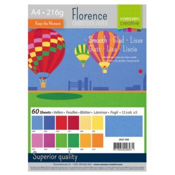 2927 308 Florence Basics Cardstock A4