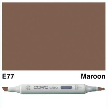 copic ciao e77 maroon 1024x1024 1